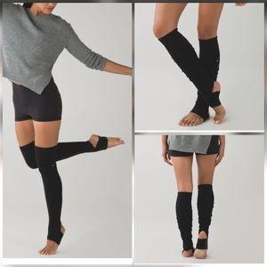 Lululemon Evolution Leg Warmer